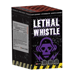 Xplode Lethal Whistle